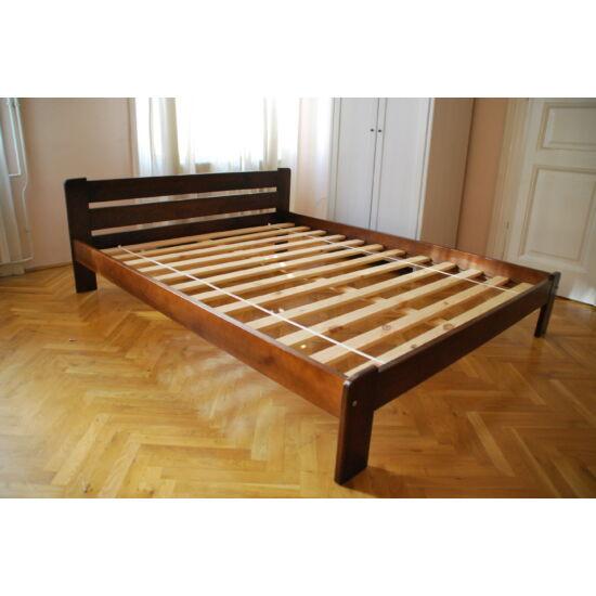 Komplett ágy, Relax, mogyoró színben, Bázis matraccal. 160X200 ...