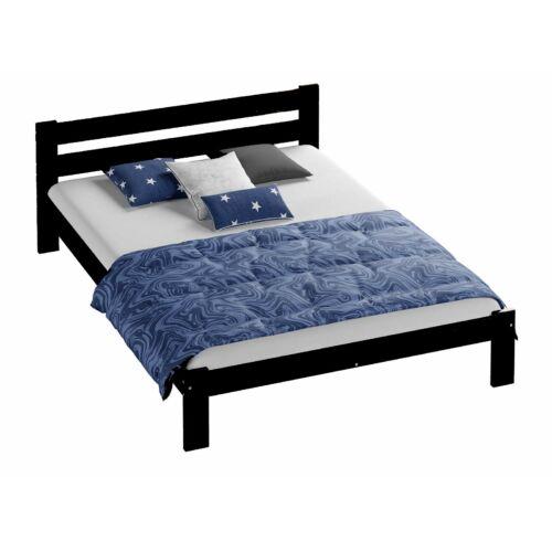 Komplett ágy, Relax, wenge színben, Bázis matraccal. 160X200-as.