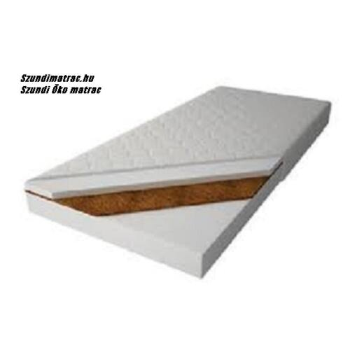 Szundi Öko kókusz-hideghab matrac 140x200 cm.