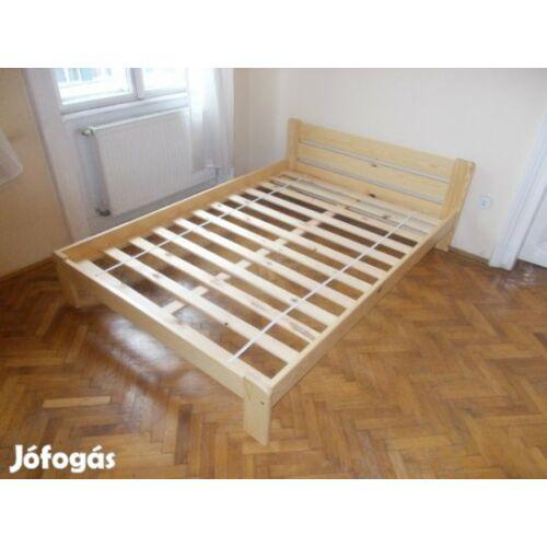 Szundi Relax ágy, fenyő szín, 160X200-as.