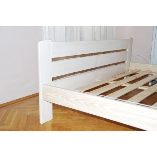 Komplett ágy, Relax, 160X200as, fehér színben, Bázis matraccal.